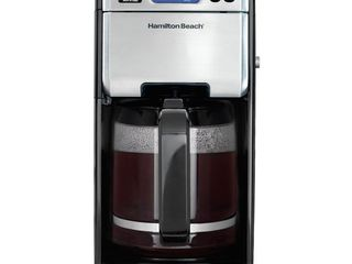 Hamilton Beach 12 Cup Digital Automatic lCD Programmable Coffee Maker Brewer  Retail  66 99