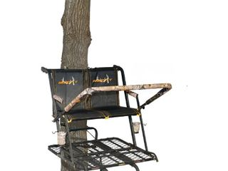 Muddy MlS2601 Nexus XTl 20 Foot Tall 2 Person Deer Hunting ladder Tree Stand  Retail  619 99
