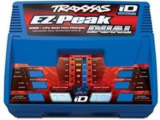 Traxxas 2972 EZ Peak Dual 100W NiMH liPo Battery Changer with ID System  Retail  139 99