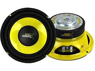 Pyle PlG64 6 5  300 Watt Car Mid Bass Midrange Subwoofers Sub Power Speakers  2   Retail  46 08