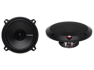 Rockford Fosgate R1525X2 5 25  5 1 4 160W 2 Way Coaxial Car Audio Speakers  Retail  57 99