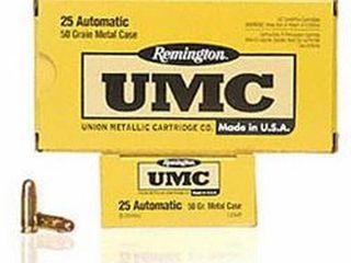 UMC 25 Auto 50 Grain  FUll