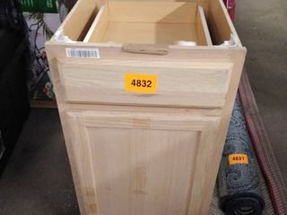 wood cabinet 18x36