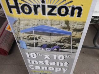 Horizon 10  X 10  Instant Canopy Pop Up Tent