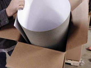 laminate 4ftby8ft white