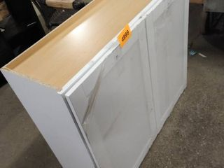white cabinet 36x30 upper cabinet