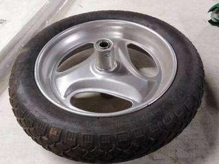 wheel barrel tire