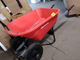 craftsman wheel barrel needs new tub as is