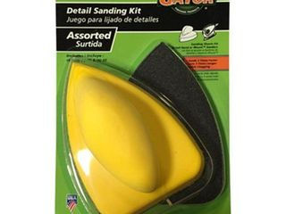 Gator 7330 Mouse Hand Sanding Kit   Quantity 2