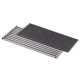 Char Broil Rectangle Porcelain Coated Cast Iron Cooking Grate