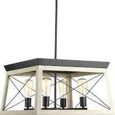 Progress lighting Graphite Bradbury light fixture