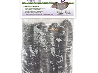 VOlE KING Plant Baskets a Gopher and Vole Baskets  1 Gallon  Pack of 4