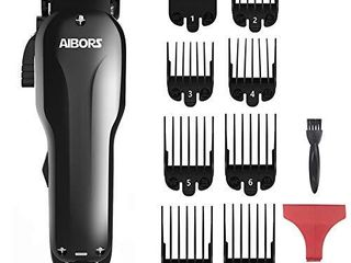 AIBORS Dog Clippers for Grooming for Thick Coats 2 Speed 12V High Power USED