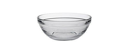 (6) Duralex 14 cm Lys Stacking Bowl