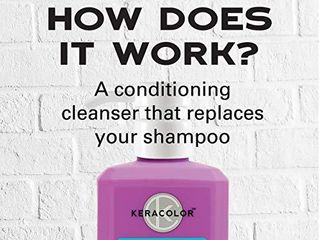 Keracolor Clenditioner Cleansing Conditioner  33 8 Fl Oz