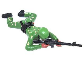 Metal Dragon 77th Action Figures Realistic Soldier Crawling Action