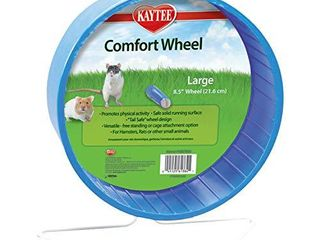Kaytee Comfort Wheel large 8 5 Inches  For Small Rodents