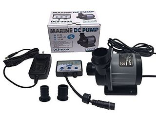 Jebao Jecod DCS 2000 Nano DC Pump Adjustable Submersible Return Pump with Controller 520GPH