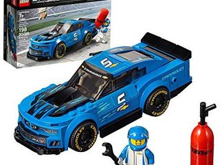 lEGO Speed Champions Chevrolet Camaro Zl1 Race Car 75891 Building Kit  198 Pieces
