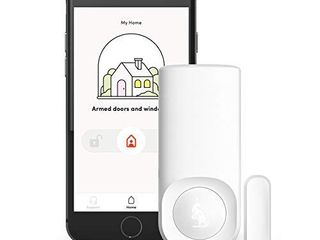 Kangaroo Home Smart WiFi Wireless Security and Surveillance System   Motion   Entry Sensor