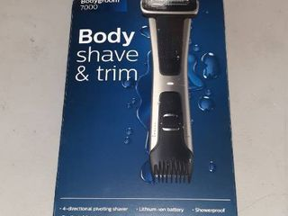 Phillips Body Shave   Trim