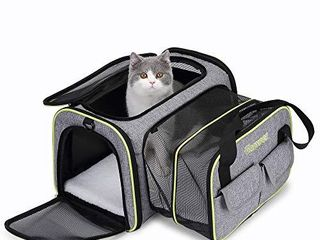 DADYPET Pet Carrier Airline Approved