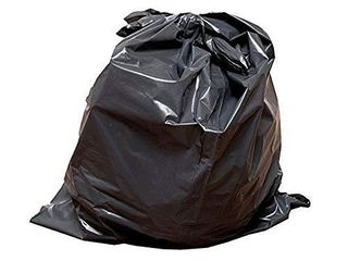 45 50 Gallon 3mil Extra Heavy Duty Contractor Garbage Bags  Puncture Resistant  Made in USA  37 X 43 42G 3mil AMOUNT unknown not COUNTED