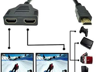 HDMI Splitter Cable for HDTV