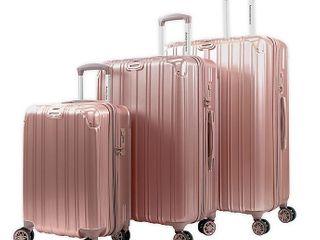 Hybrid Travel luggage Set Antique Gold   Retail   114 49