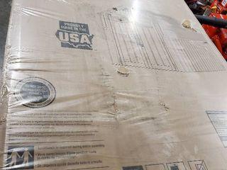 Craftsman 7 x10  Resin Storage Shed