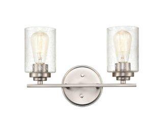 Millennium lighting 3682 2 light 15  Wide Bathroom Vanity light