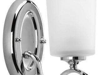 Progress lighting P2018 15 Med Bath Bracket  1 100 watt
