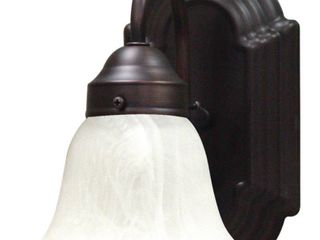 Volume lighting V1341 79 1 light Wall Sconce Mounts Up or Down