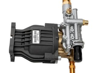 OEM Technologies 90029 Axial Cam Horizontal Pressure Washer Replacement Pump 8 6CAH12B 3100 PSI   2 5 GPM with Brass Head and PowerBoost Technology