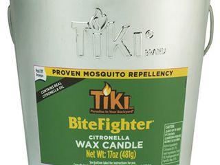 Tiki 17 oz BiteFighter Citronella Bucket