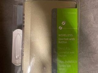 Style Selections Ss 7451 03 Wireless Doorbell Kit   Brand