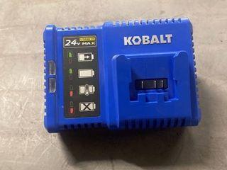 Kobalt Battery Charger