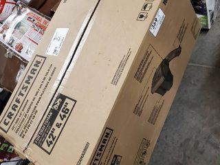 Craftsman 6 5 bushel Twin Bagger For 42 46 in Tractor