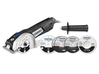 Dremel US40 03 Ultra Saw Tool Kit with 5 Accessories and 1 Attachment