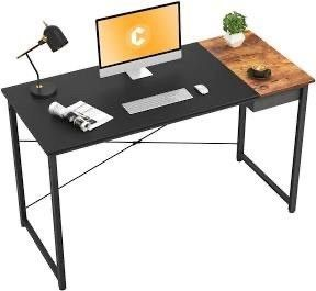 Cubiker Computer Desk 47  Home Office Writing Study laptop Table  Modern Simple