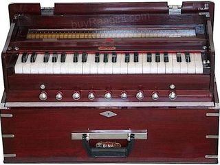 Harmonium Folding Bina No 23 B Delux