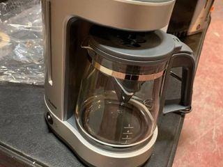 Zojirushi Zutto 5 Cup Coffee Maker   Silver