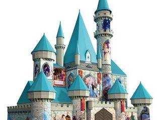 Ravensburger   Frozen II   3D Puzzle   Elsa s Castle 216 Piece Jigsaw Puzzle