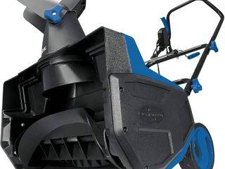 Snow Joe SJ618E Electric Single Stage Snow Thrower   18 Inch   13 Amp Motor