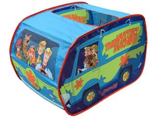 Scooby Doo Mystery Machine Pop Up Tent  Blue