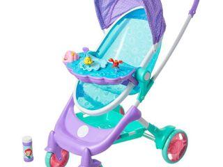 My Disney Nursery Musical Bubble Doll Stroller   The little Mermaid