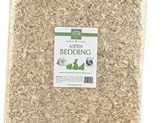 Small Pet Select Jumbo Aspen Bedding 113l  2 Bags