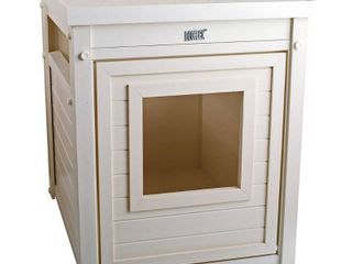 New Age Pets litter Pan  Antique White