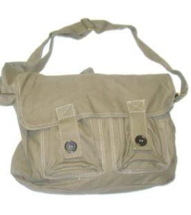 Maxam Brand lucanvas Messenger Canvas Shoulder Bag