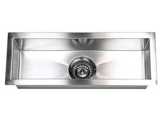 Stainless Steel Undermount Kitchen Prep Bar Sink  Retail 131 99